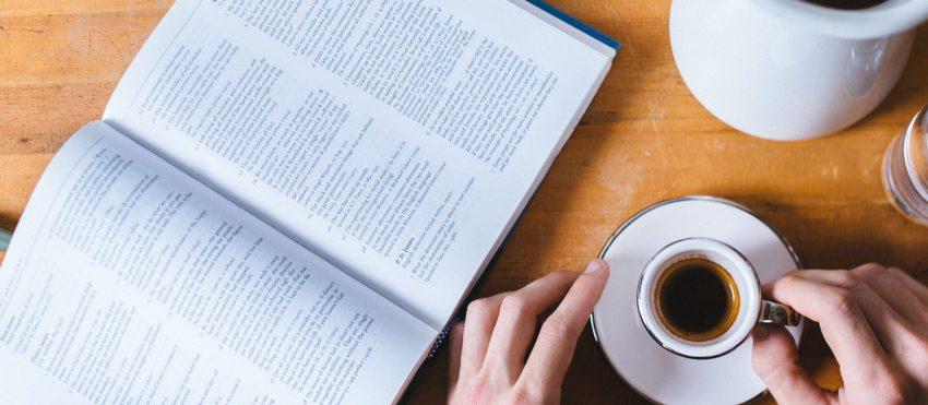 125 Tine Coffee And Book