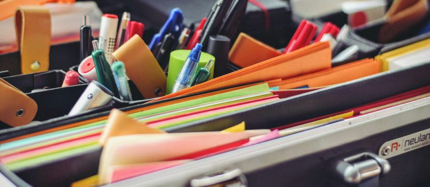 14 Colorful Files