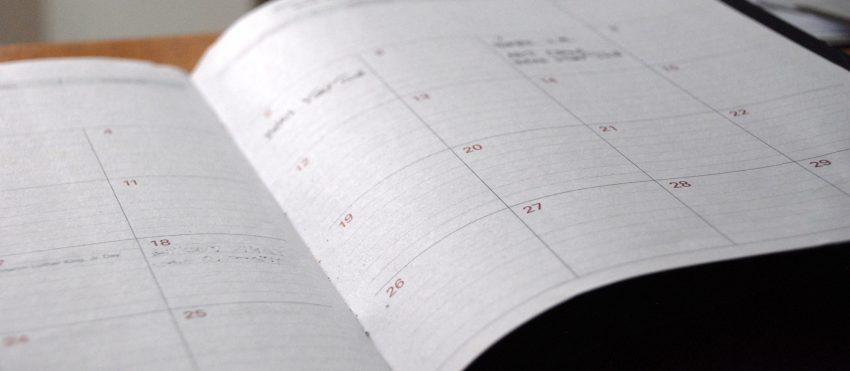 66 Analog Calendar